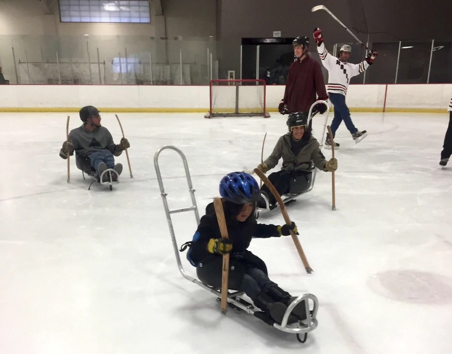 Sled Hockey Sundays | Teton Adaptive Sports