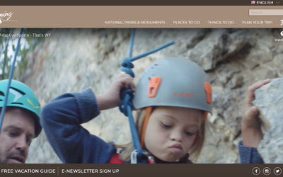 TAS Featured by Wyoming Office of Tourism