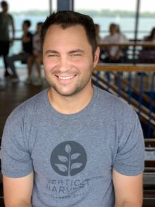 TAS Board Chair Ryan McDonald